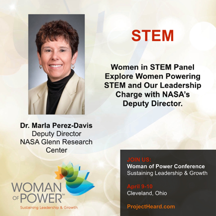 Dr. Perez-Davis | Woman of Power Conference 2017 | Cleveland | Project Heard