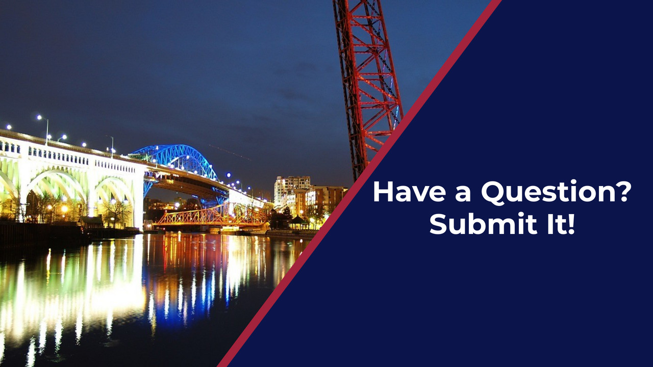 Have a Question? Submit It!
