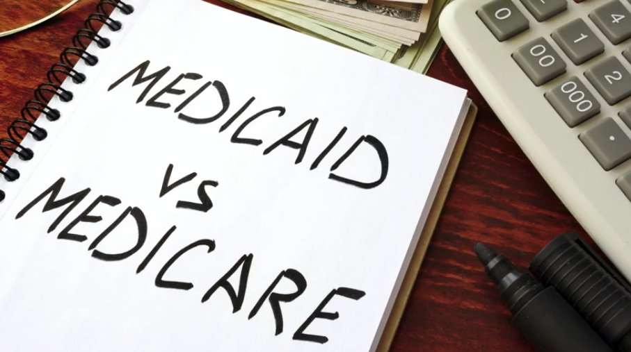 What is the Difference between Medicaid and Medicare?