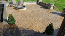 Paver Patios / Retaining Walls