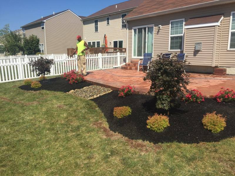After landscape refresh with Seasonal Yard Work | North Ridgeville, Ohio