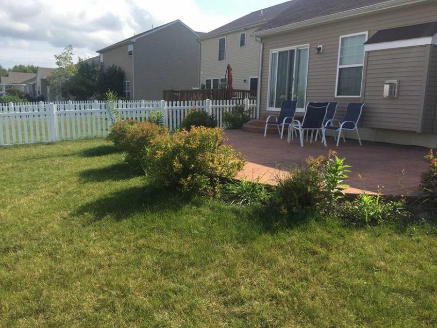 Landscape refresh by Seasonal Yard Work | Avon, Ohio