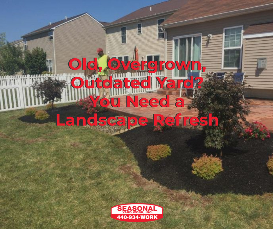 Old, Overgrown, Outdated Yard? You Need a Landscape Refresh Image