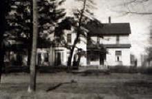 Halsey Garfield House 1920s | sheffield village