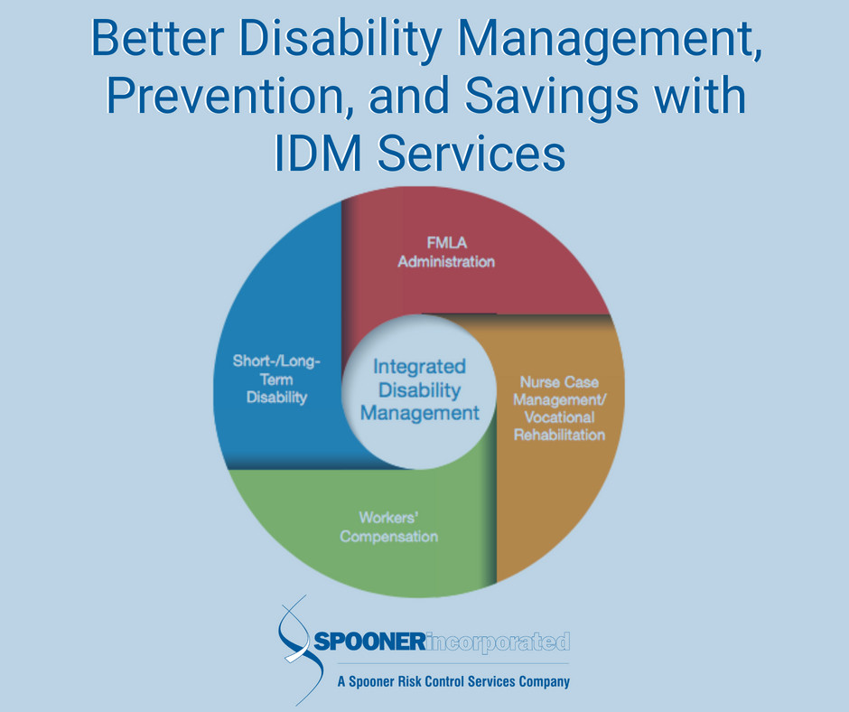 Better Disability Management, Prevention, and Savings with IDM Services | Spooner | Ohio