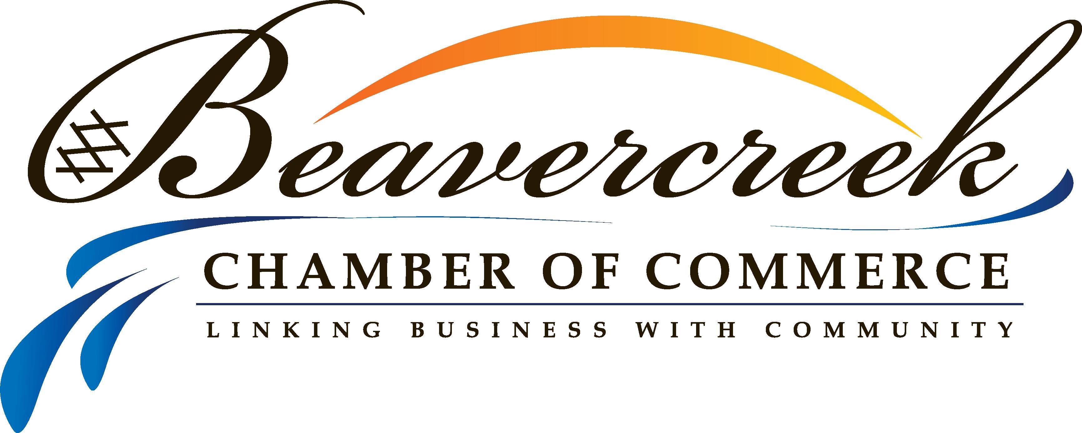 Beavercreek Chamber of Commerce logo   Spooner MAI