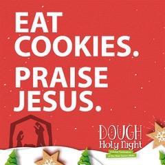 Dough Holy Night