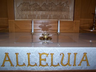 Wedding Altar | St. Peter's UCC