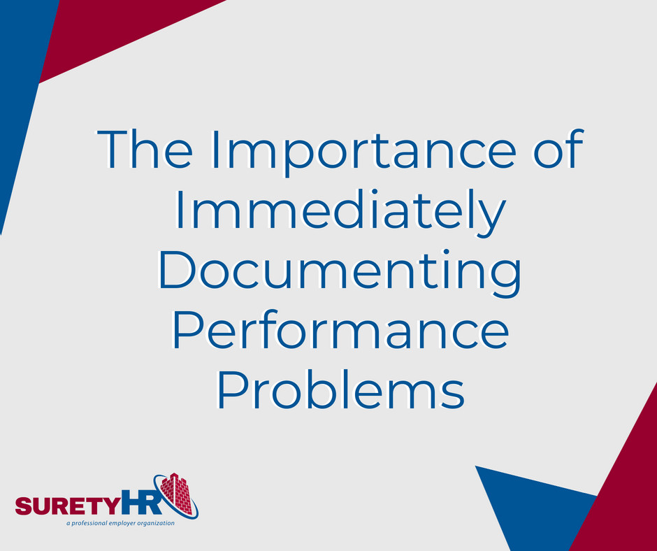 Surety HR importance of instant documentation in your business | Cleveland, OH