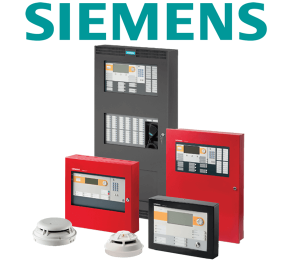 Siemens Fire and BDA Systems