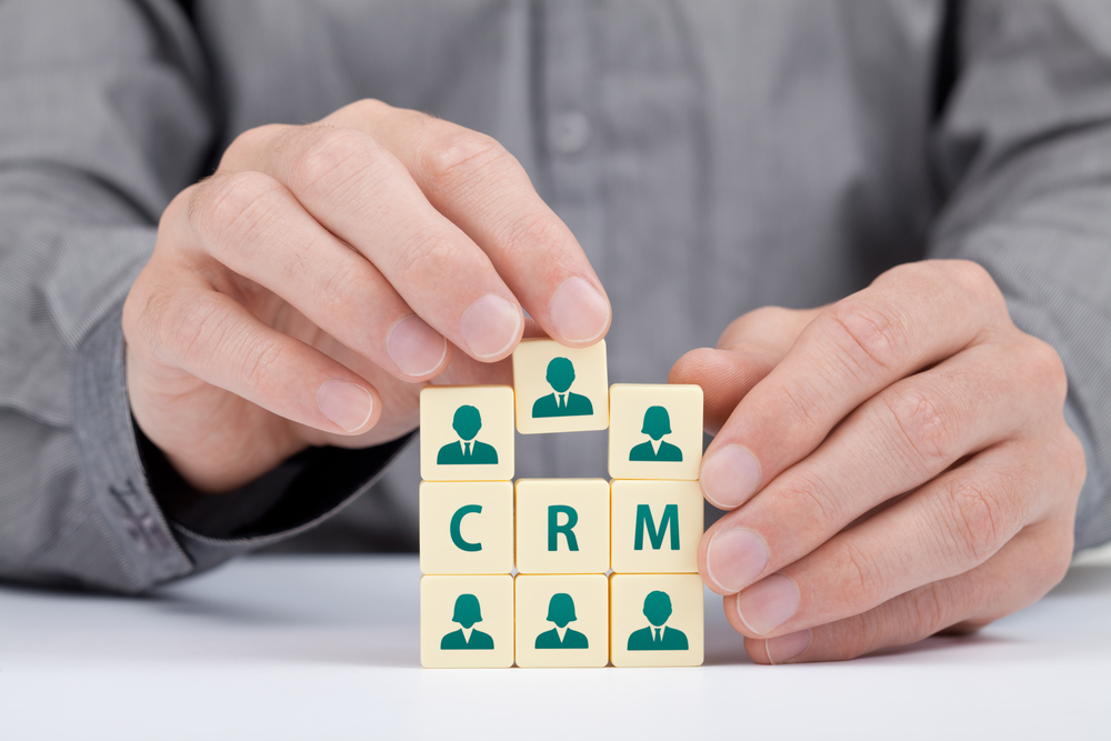 What are the benefits of using a CRM