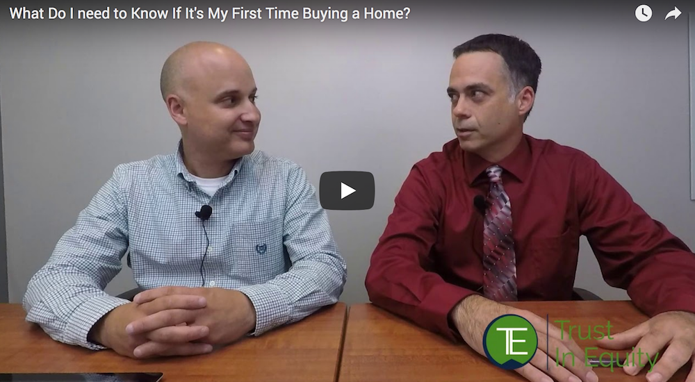 What Do I Need to Know If Its My First Time Buying a Home