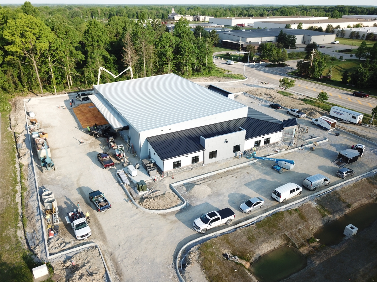 new Vichvac location in Strongsville, Ohio
