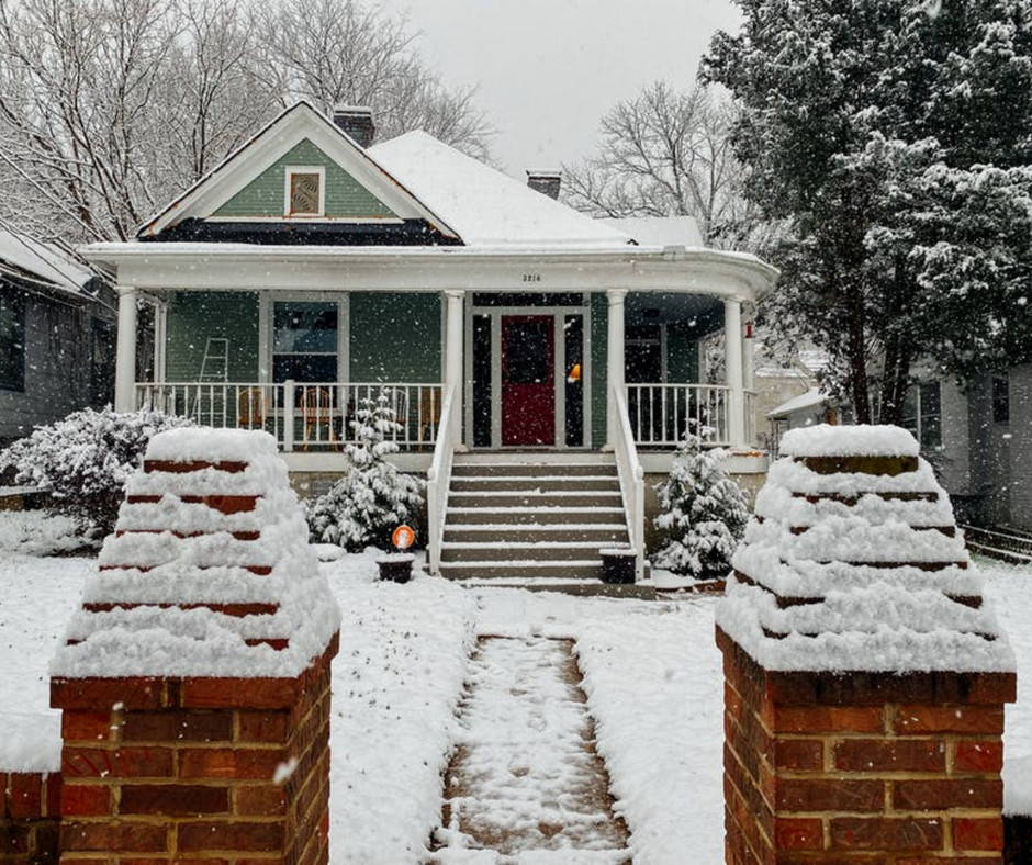 Indoor Air Quality and Humidity Levels During the Winter