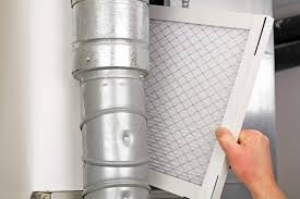 change your furnace filter in the summer
