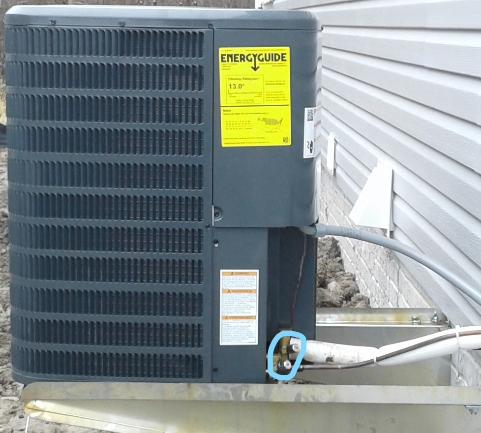 Ohio Requires Safety Locking Caps on all AC Units