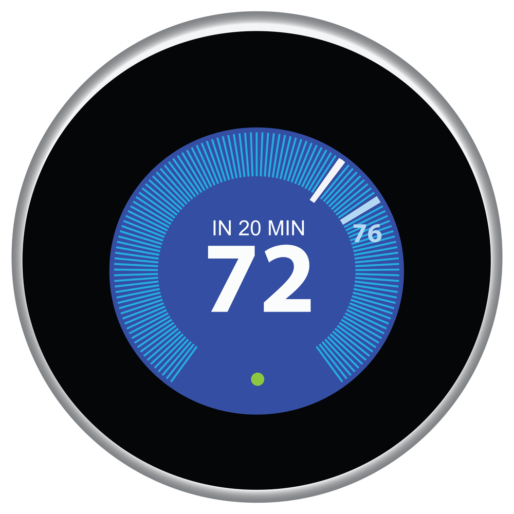 NEST Thermostat with Viccarone Heating