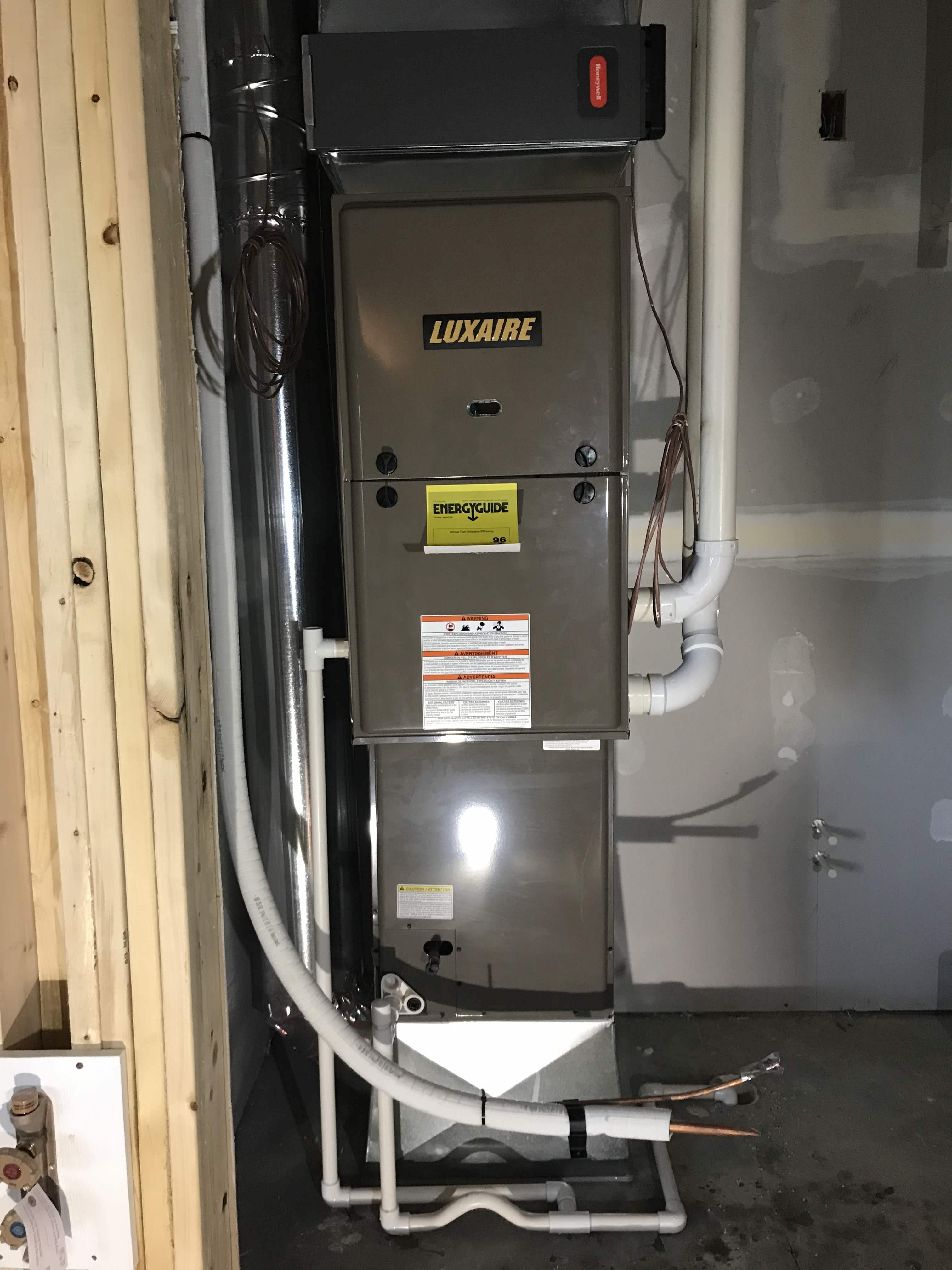 Winter is around the corner, Is Your Furnace Ready