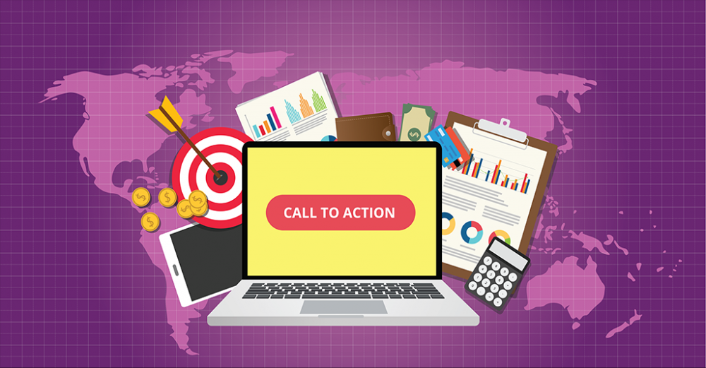 lead generation landing pages - CTAs - Call To Actions