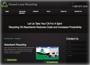 Closed Loop Recycling website launch