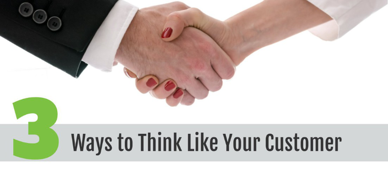 3 Ways to Think Like Your Customer: Increase Engagement, Lead with Value, Solve their Problems