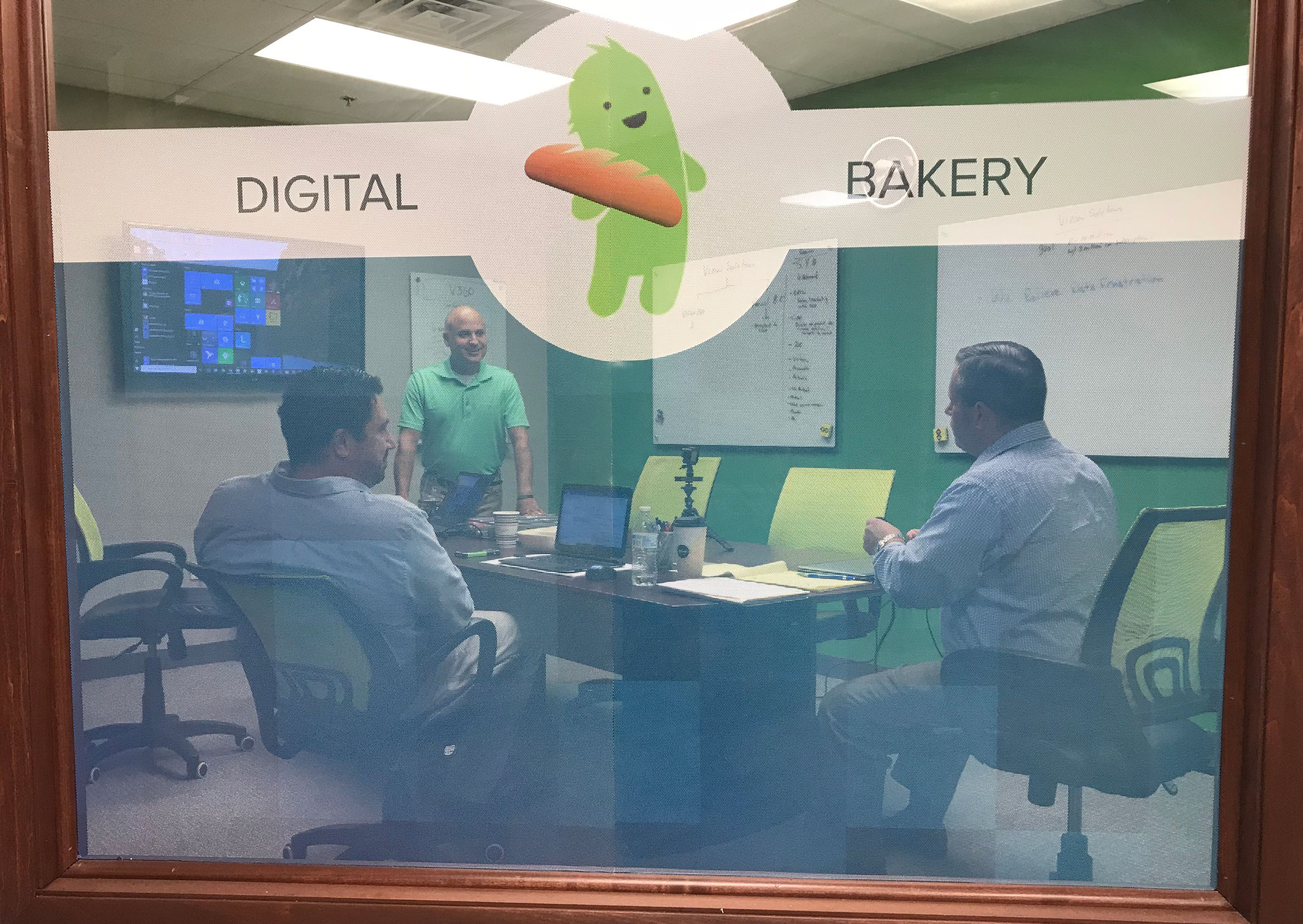 Digital Bakery for a Discovery Session