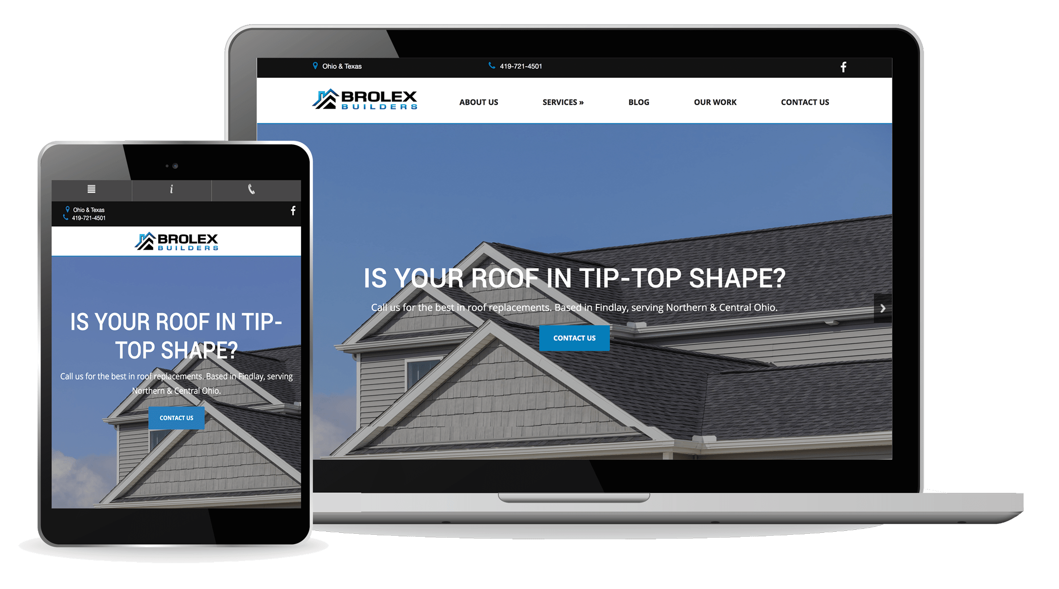 Brolex Builders Site Launch | Virteom CMS