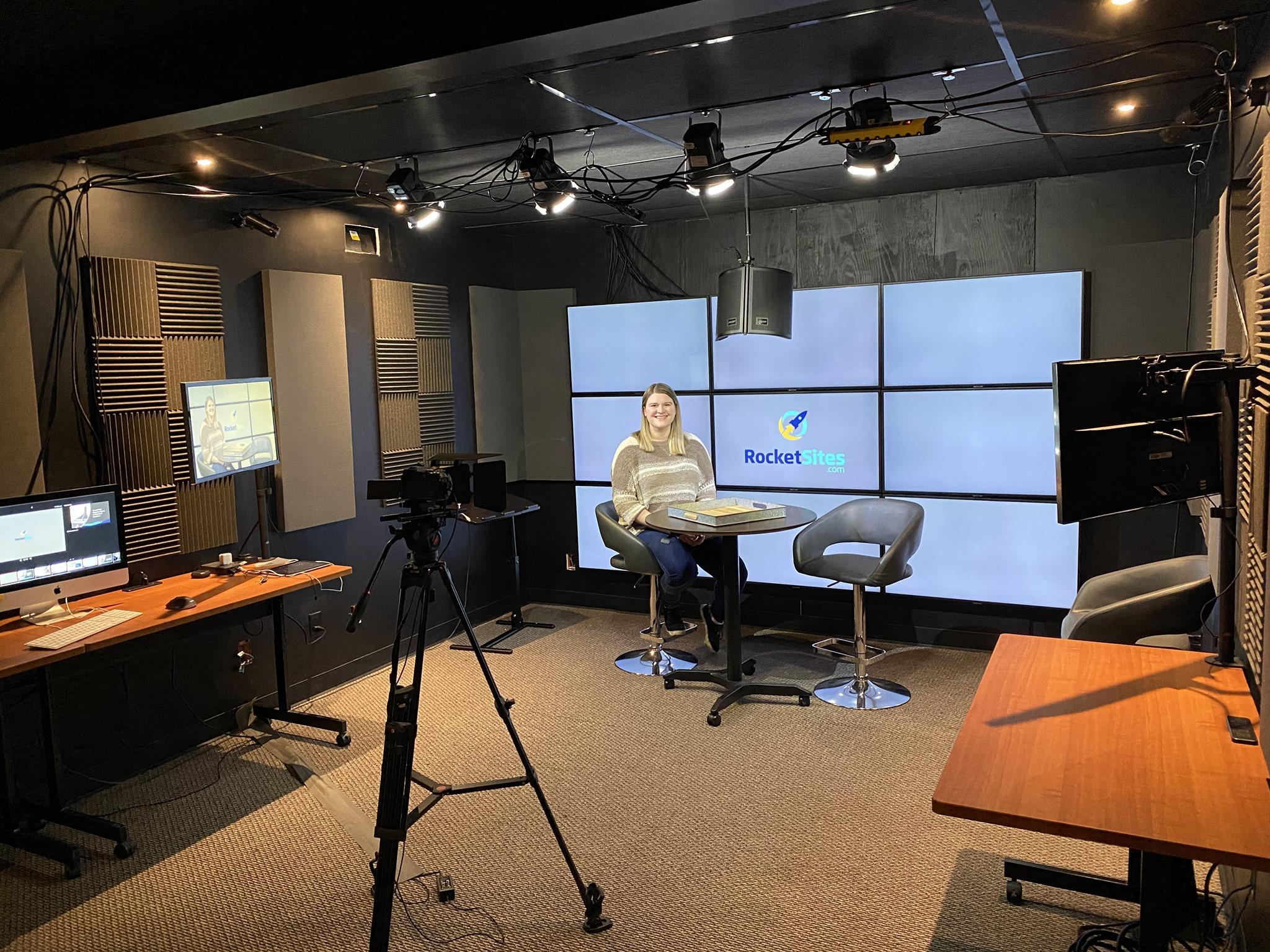 The New and Improved Virteom Recording Studio