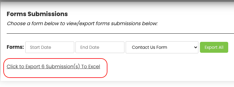 How to Check Your Form Submissions