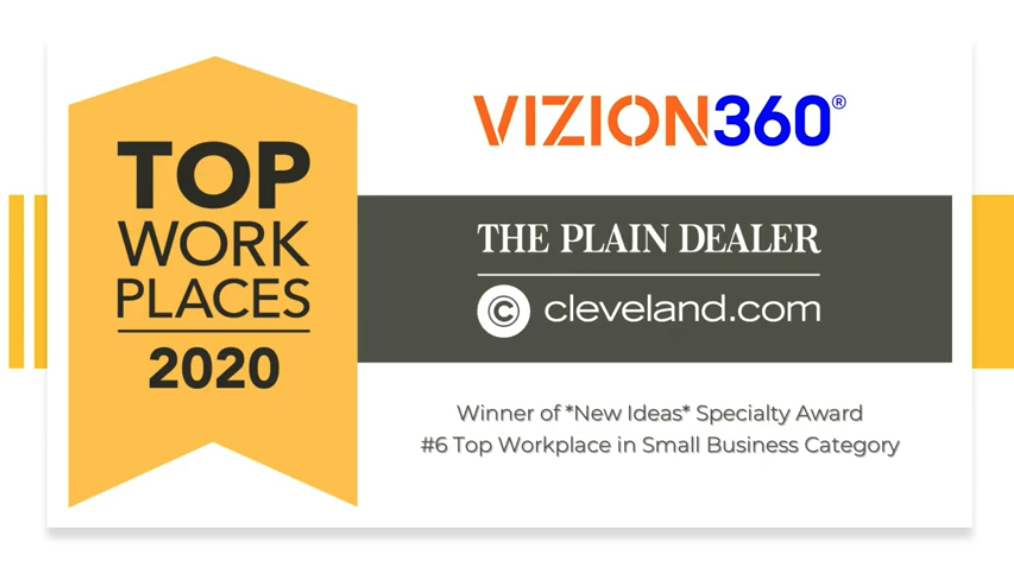 Why Work at Vizion360?