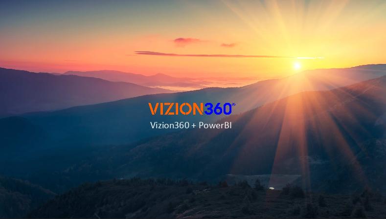 Vizion360 |Data Analytics