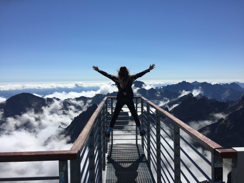Girl Stands High Above the Mountains, Finding Value