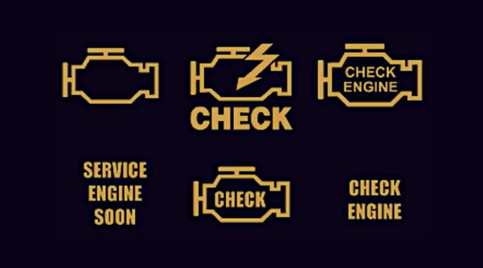 The Dreaded Check Engine Light Image