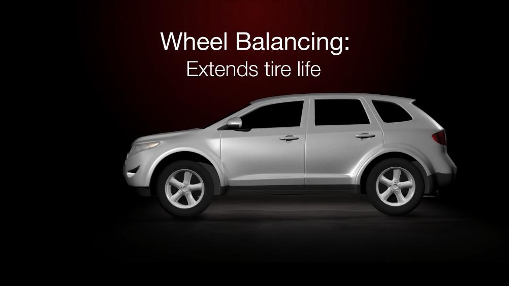 Tire Rotation, Balancing, and Alignments