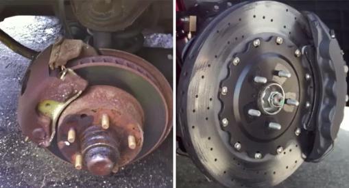 Brakes: Economy vs. Premium