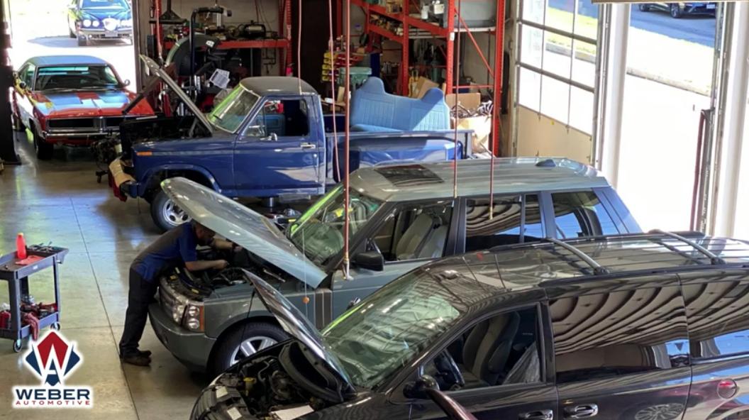 Weber Automotive is Hiring!