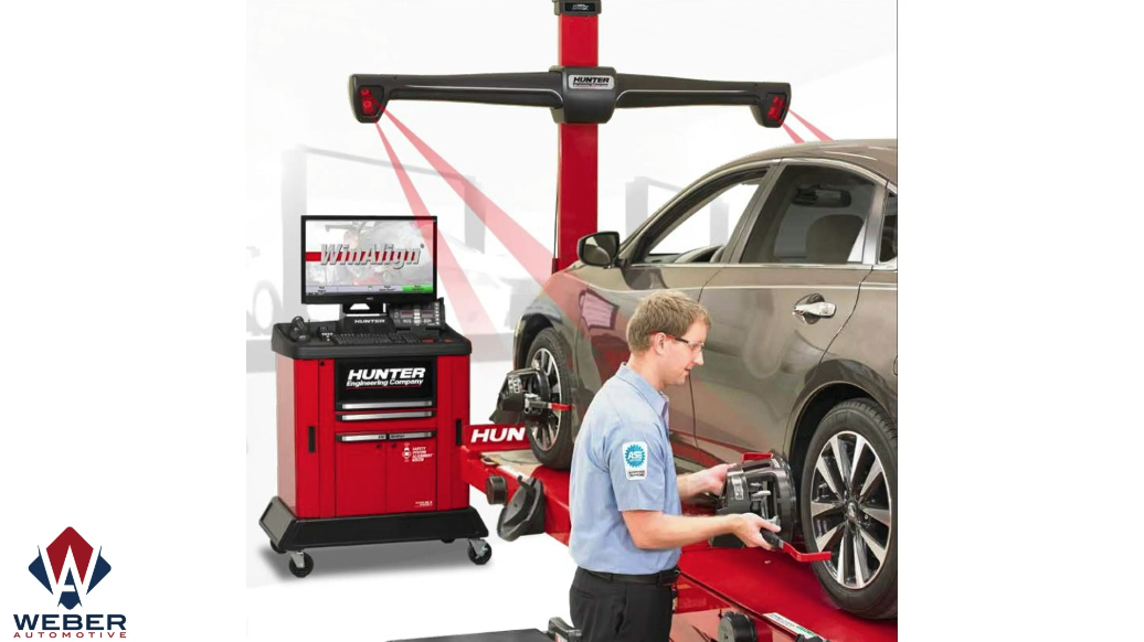 Wheel Alignment in North Olmsted, Ohio Image