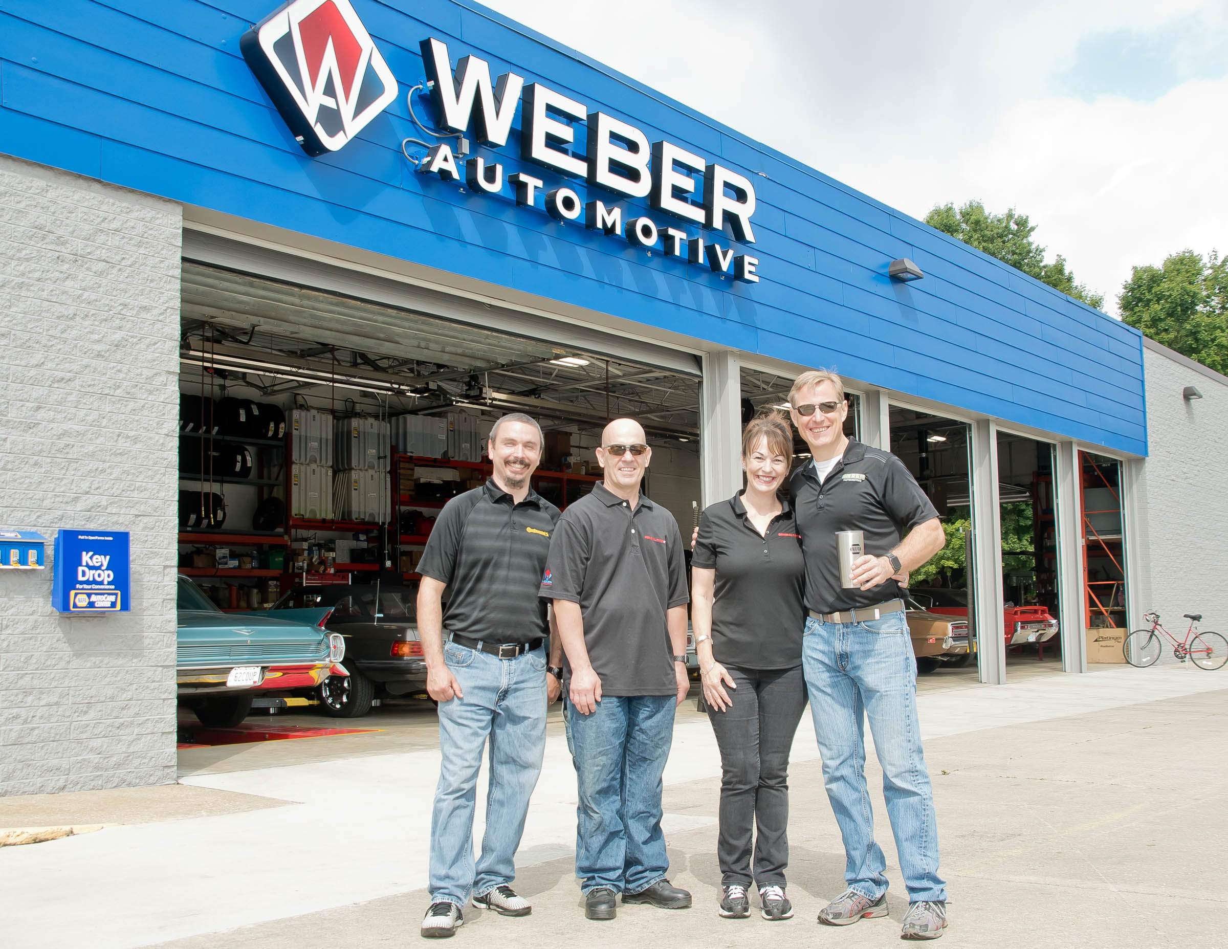 Why is Weber Automotive the Best Auto Shop in North Olmsted, Ohio