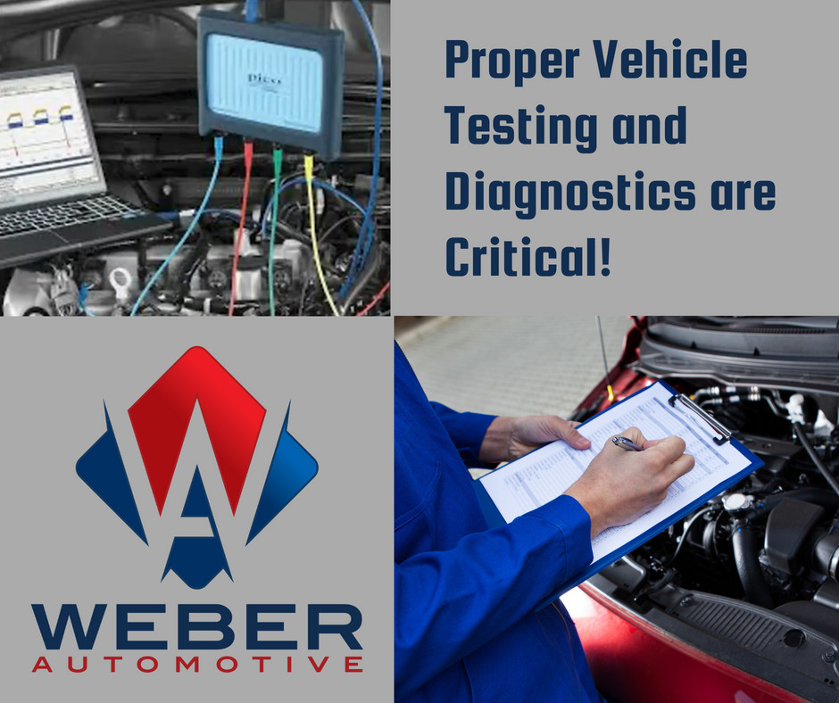 Proper Vehicle Testing and Diagnostics in North Olmsted, Ohio