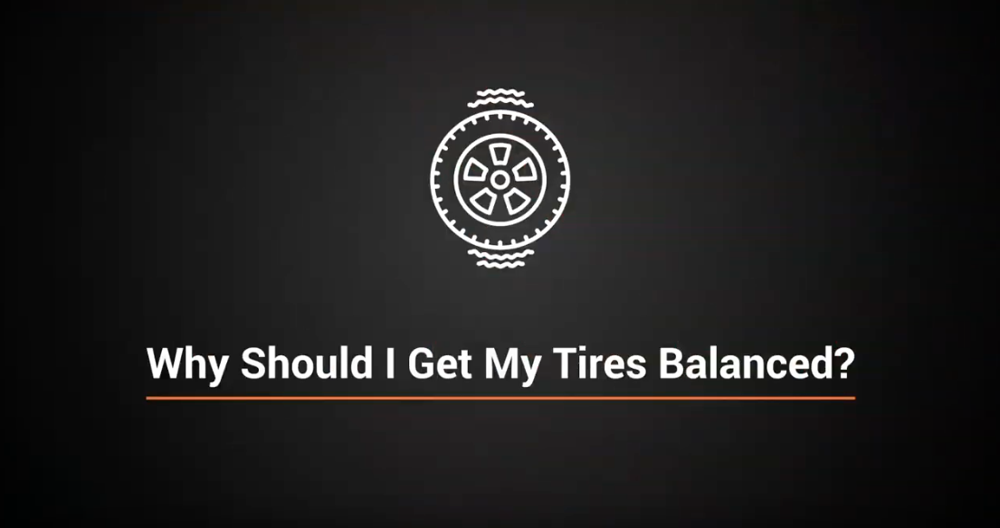 Why Should I Get My Tires Balanced