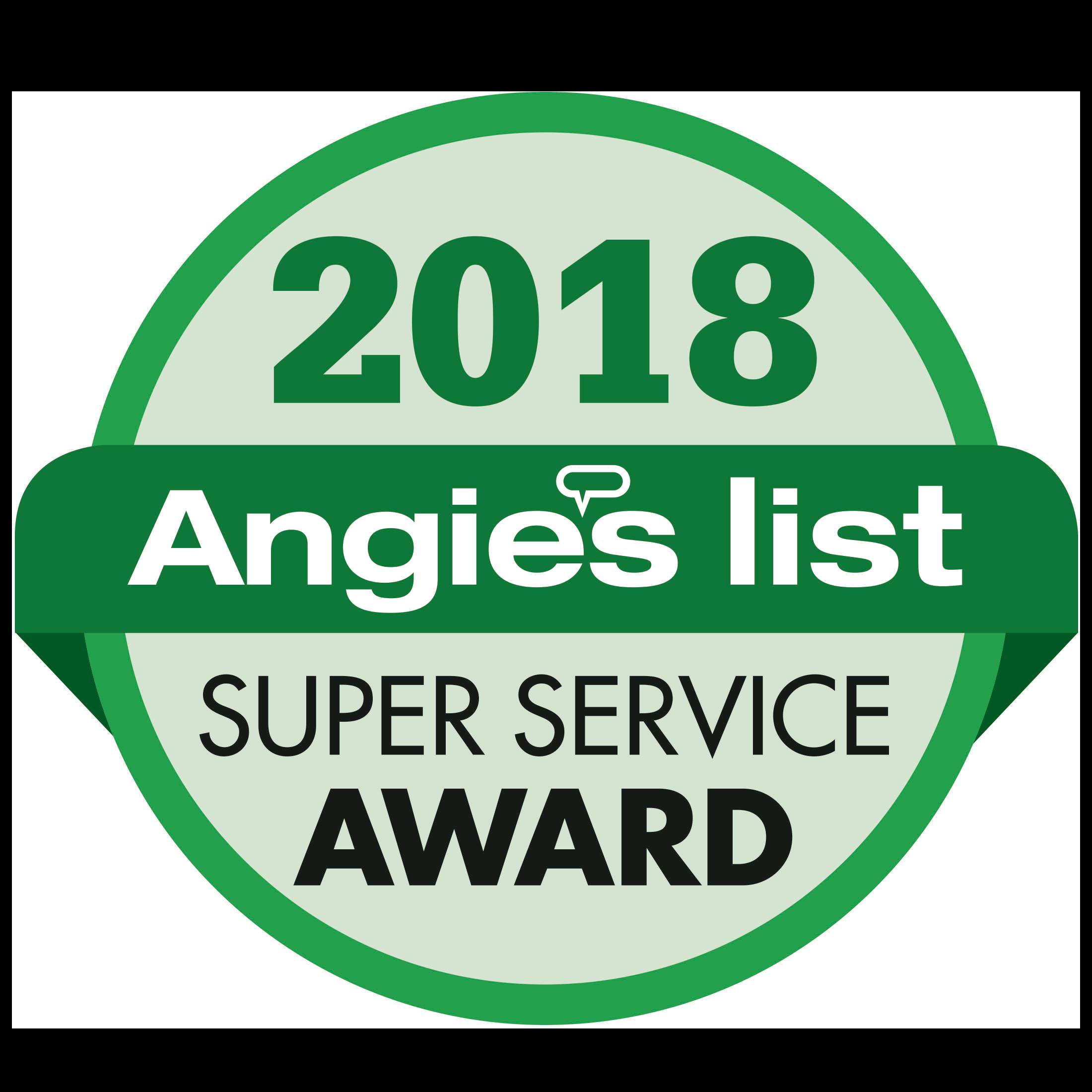 Angie's 2018