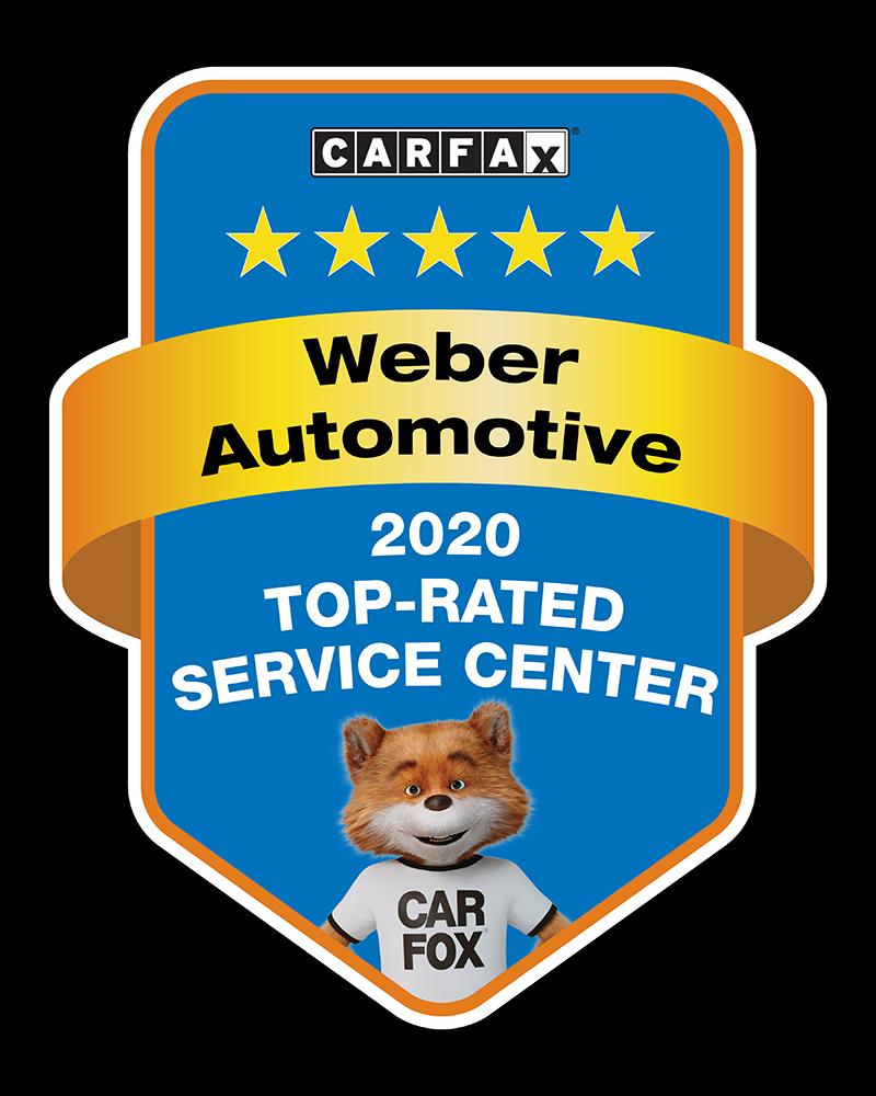 2020 Carfax Top Shop