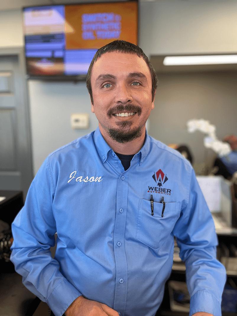 Jason Karsten, Service Adviser