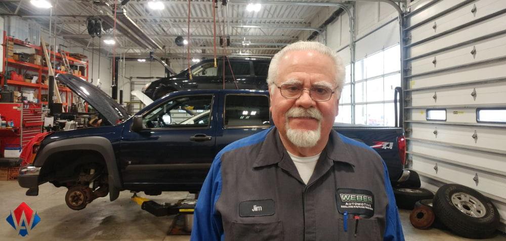 Jim Humphrey | Weber Automotive Technician