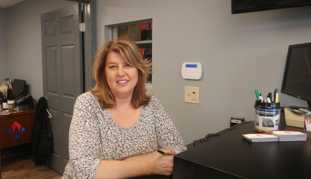 Pam Mayo, Service Advisor