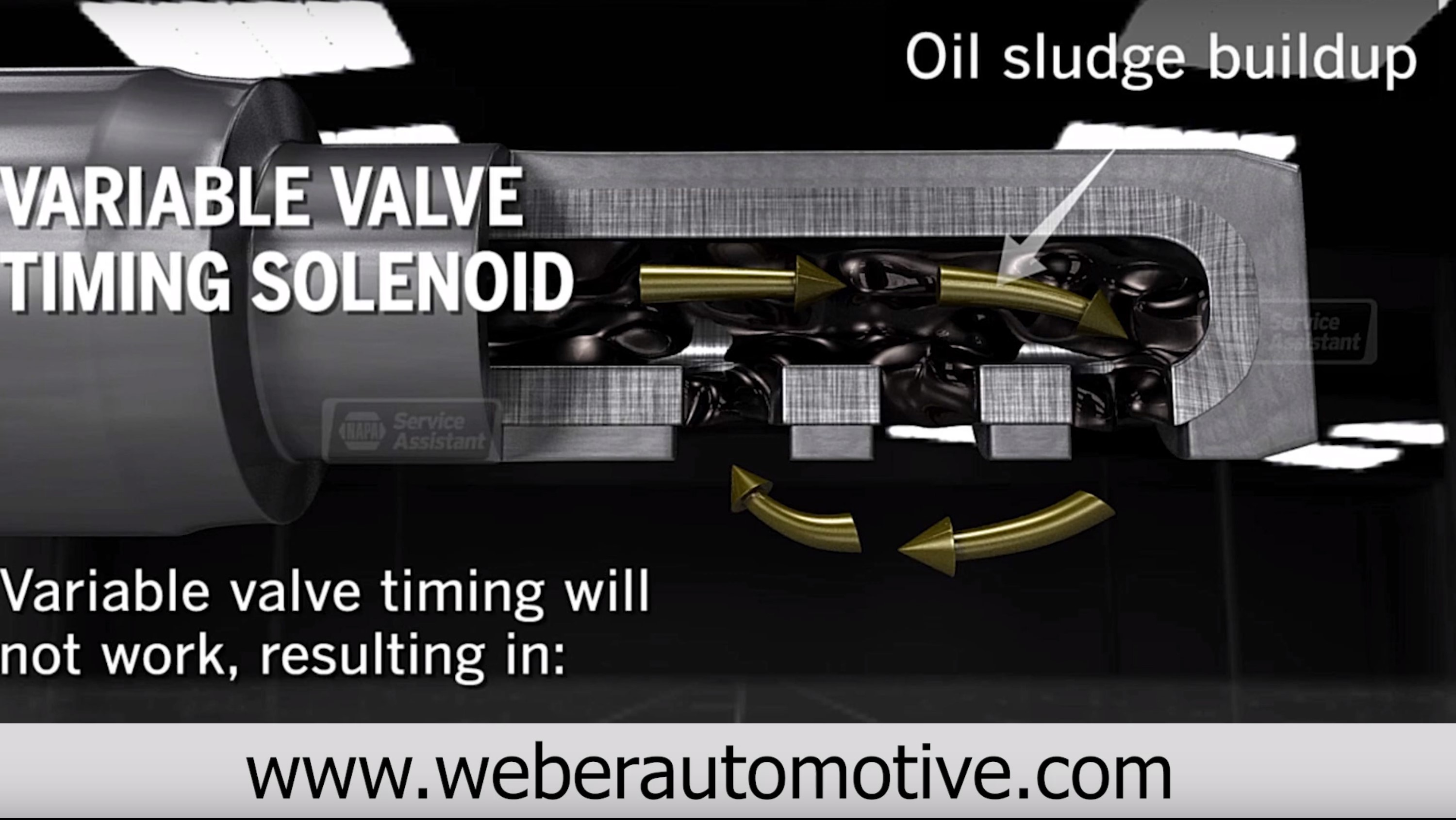 Variable valve timing solenoid and oil changes at Weber | North Olmsted, Ohio