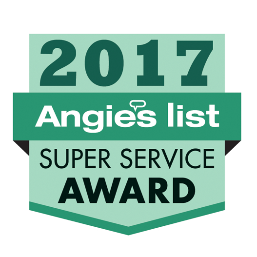 2017 Angie's List Super Service Award | Weber Automotive