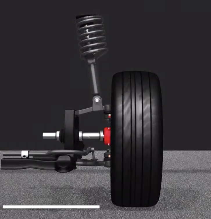 Shocks are part of your car's suspension