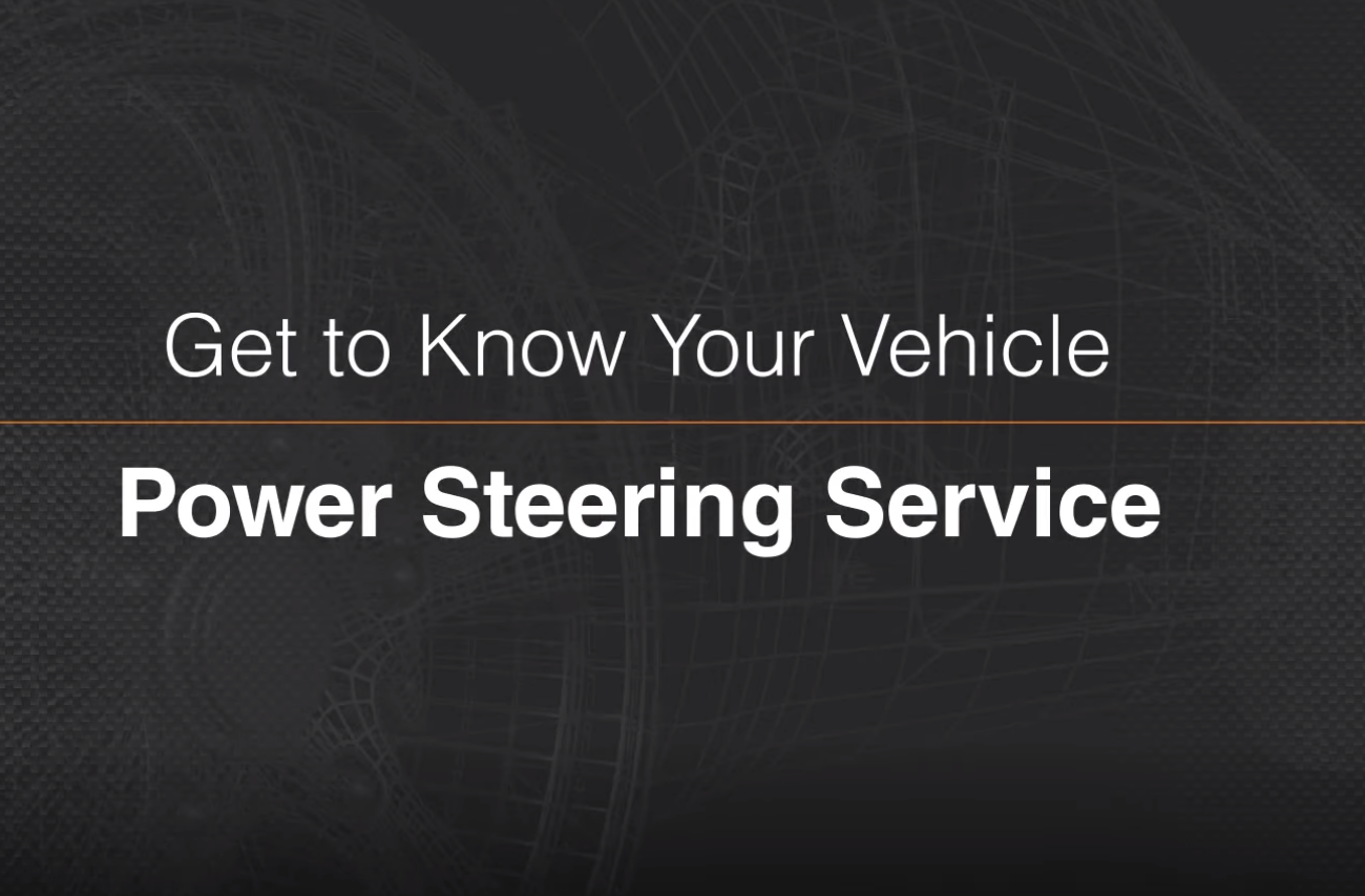 Steering system in your car by Weber Automotive | North Olmsted, Ohio