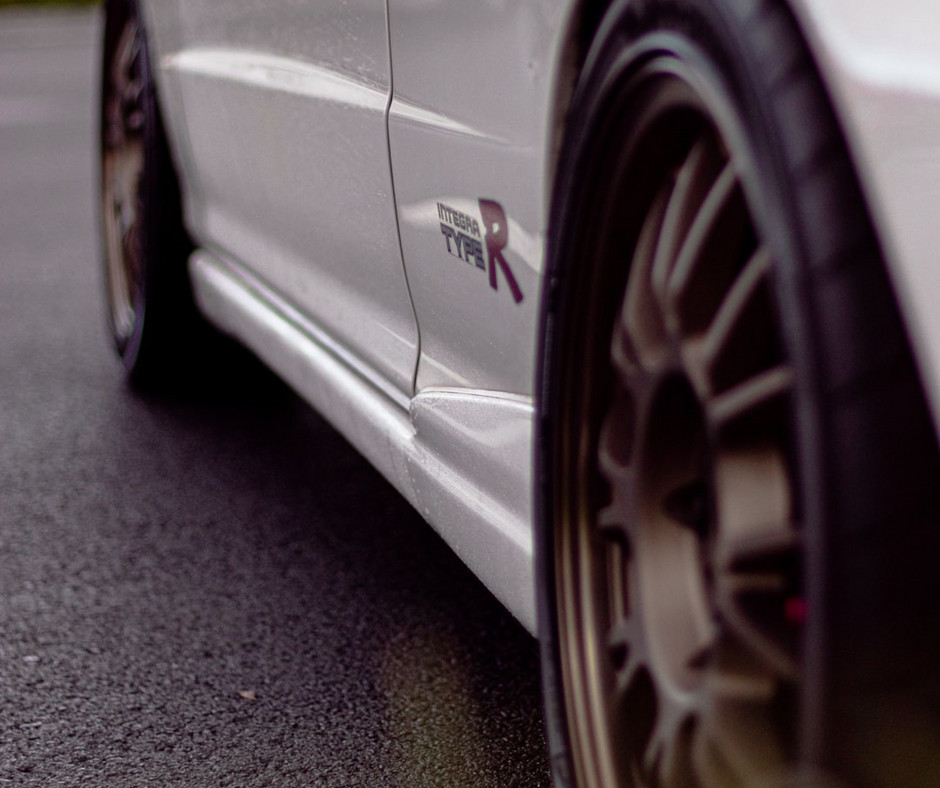 Tire alignment services at Weber Automotive in North Olmsted, Ohio